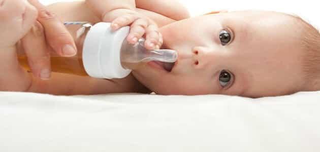كيفية علاج الاسهال عند الاطفال الرضع بالاعشاب