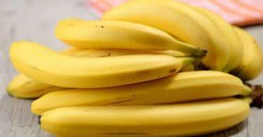 ما فوائد الموز بعد التمرين