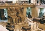 ما هي أنواع الآثار في مصر