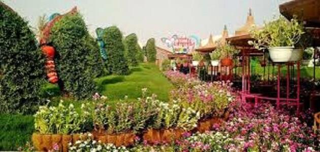 متي يتم فتح حديقة الفراشات في دبي