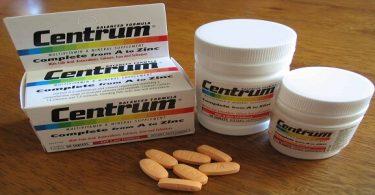 هل فيتامين سنتروم مع لوتين يزيد الوزن