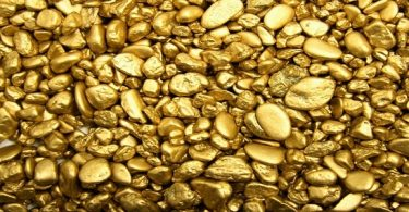 أين يوجد الذهب فى الأرض