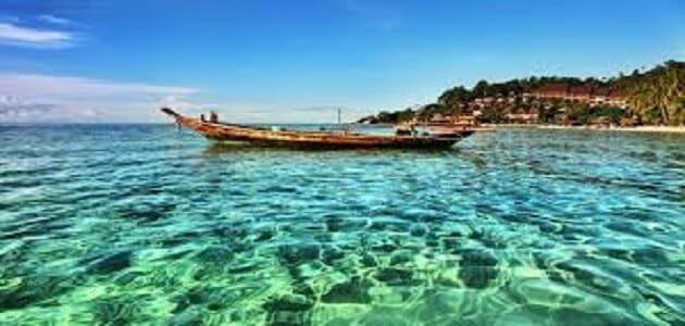 اجمل 6 جزر فائقة الجمال في تايلاند