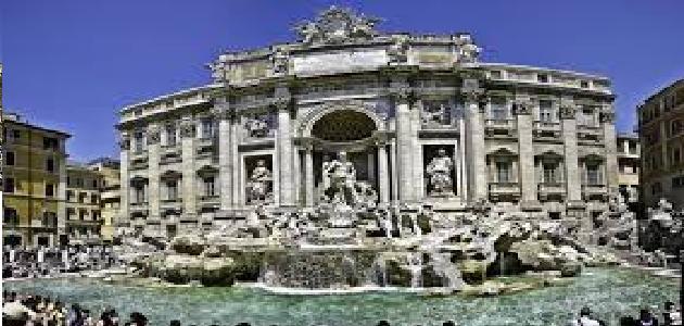 المعالم السياحية الموجودة في روما الشهيرة