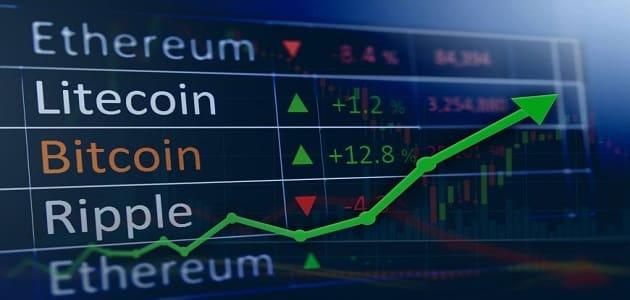 أفضل أنواع العملات الرقمية في الإستثمار