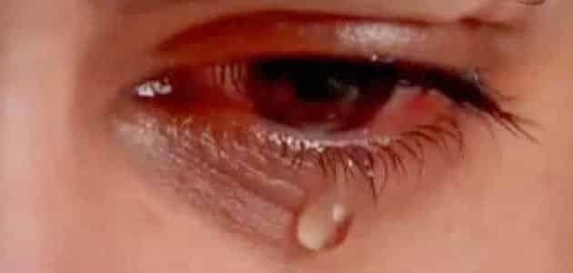 البكاء في المنام