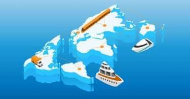 بحث عن مبادئ التجارة العالمية مختصر