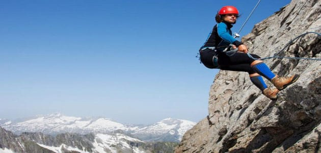 تفسير رؤية تسلق الجبل في المنام