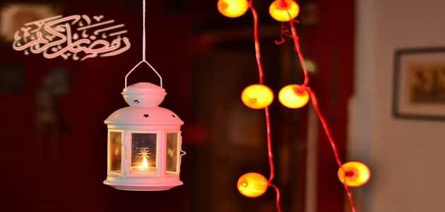 رمضان شهر الصيام والقيام