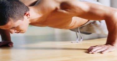 فوائد تمارين الضغط لكمال الأجسام والتخسيس