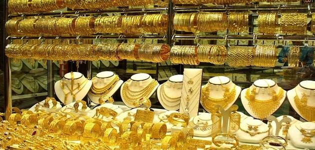 كيفية اختيار الذهب