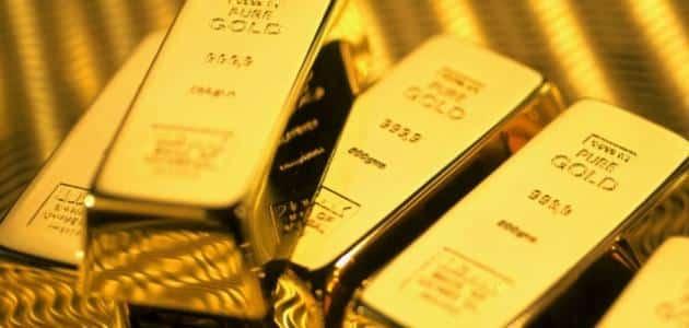 كيفية استثمار المال في العقار والذهب