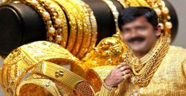 لماذا حرم لبس الذهب على الرجال علميا