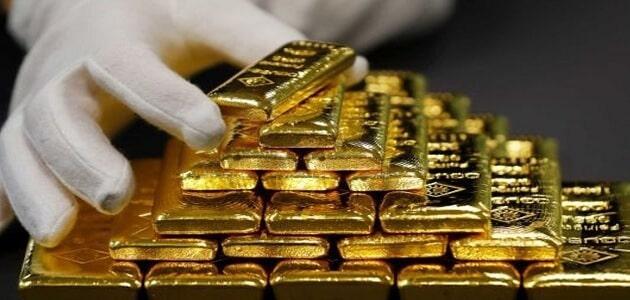 ماذا كان يطلق العرب على الذهب قديما