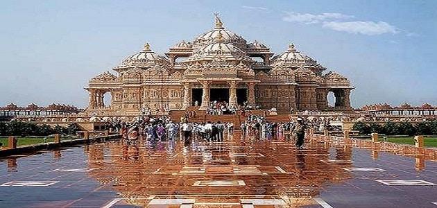 ما الفرق بين دلهي و نيودلهي في المعالم السياحية