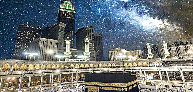 ما هو فضل عمرة رمضان