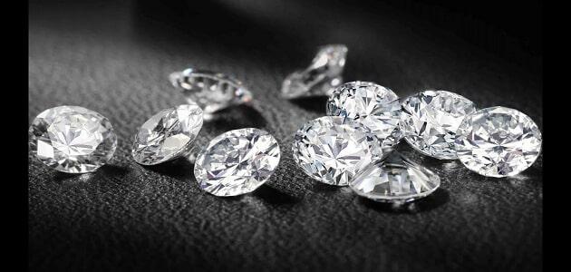 ما هو مصدر استخراج معدن الماس