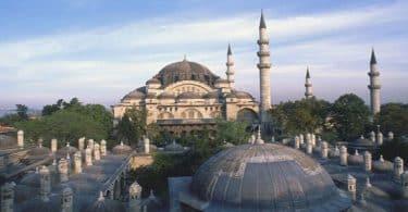 10 معلومات تراثية رائعة لمسجد سليمان القانوني