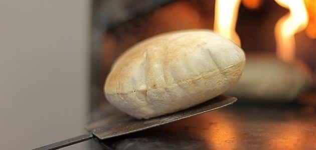 أخذ الخبز في المنام