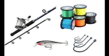 أسماء أدوات صيد السمك قديما وحديثا