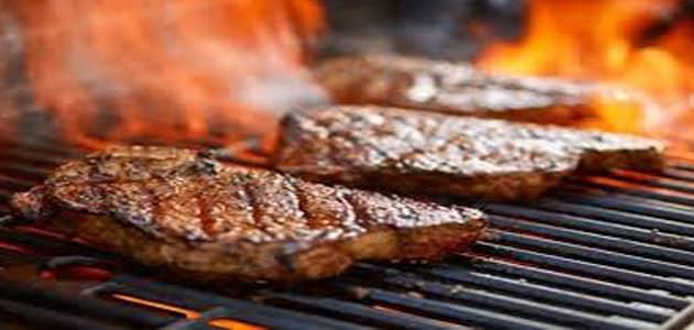 تفسير اللحم المشوي في المنام