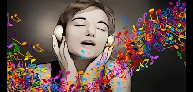 Interpretation of listening songs in a dream and their meaning