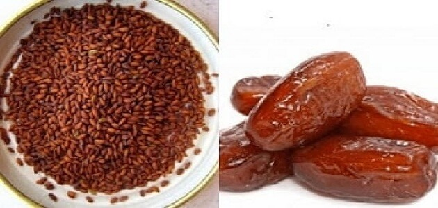 The benefits of love Rashad with dates for weight gain