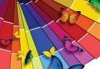 كيفية العلاج بالألوان