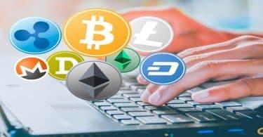 كيفية تداول العملات الرقمية في السوق الالكتروني