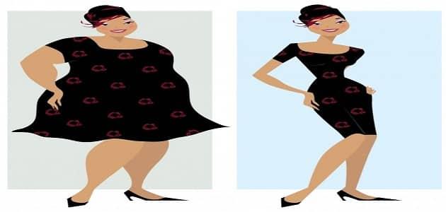 كيفية حساب الوزن المثالى للجسم