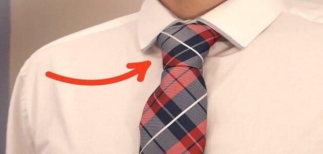 كيفية عمل ربطة العنق