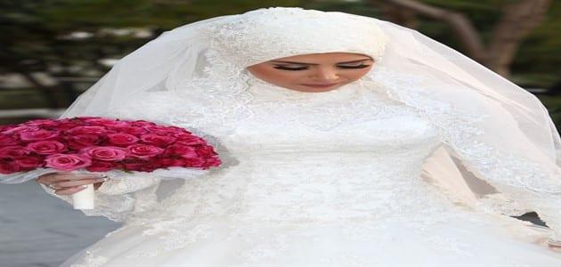 كيف اختار فستان الزفاف المناسب لجسمك