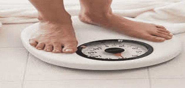 كيف ازيد وزني في شهر واحد