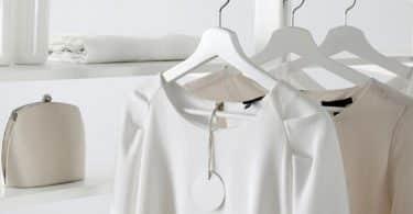 كيف ازيل البقع الصفراء عن الملابس البيضاء 1