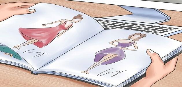 b7a6ebf0f كيف تصبح مصمم أزياء ناجح ؟   معلومة ثقافية