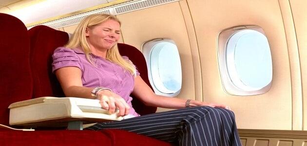 كيف يمكن التخلص من فوبيا الطيران