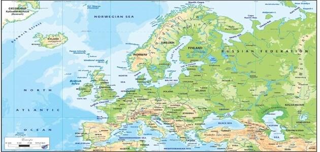 لماذا سميت أوروبا القارة العجوز