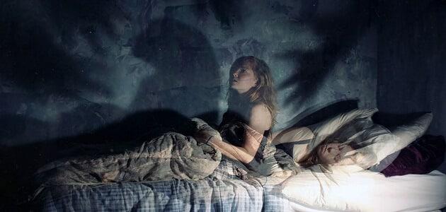 ما هو سبب جاثوم النوم ولماذا يأتي