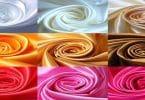 ما هي انواع اقمشة الفساتين