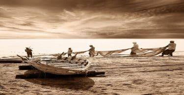 ما هي وسائل الصيد القديمة