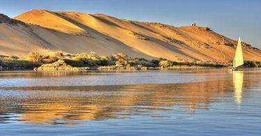 بحث عن أهمية نهر النيل