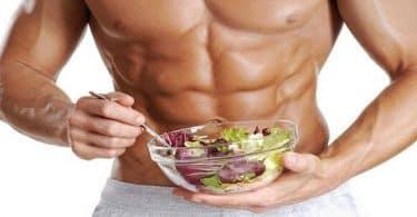تغذية كمال الأجسام للمحترفين