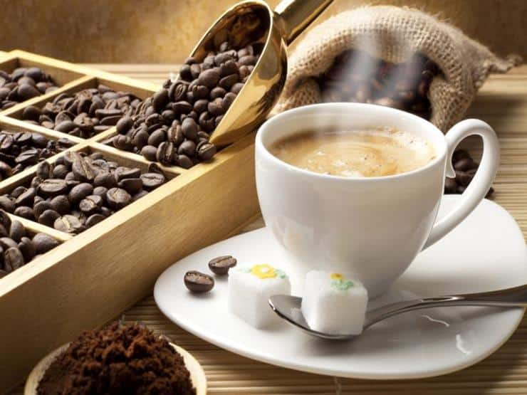 طريقة إعداد القهوة العربية 1