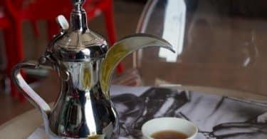 طريقة عمل القهوة السعودية الجاهزة