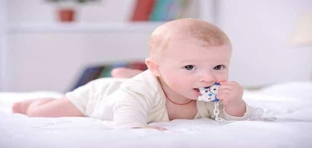 علامات إصابة الرضيع بالتوحد
