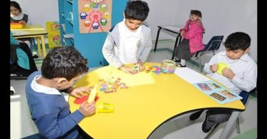 وسائل وأدوات لتعليم أطفال التوحد