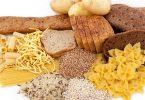 أين توجد الكربوهيدرات بكثرة في الطعام