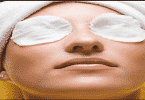 طريقة عمل كمادات للعين