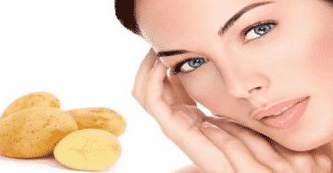 فوائد البطاطس لعلاج الهالات السوداء
