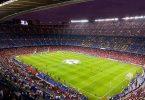 أين يوجد أكبر ملعب كرة قدم في العالم العربي